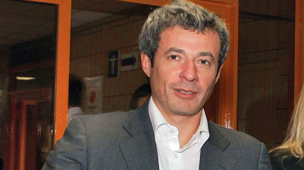 Бывший сенатор от Белгородской области Вадим Мошкович