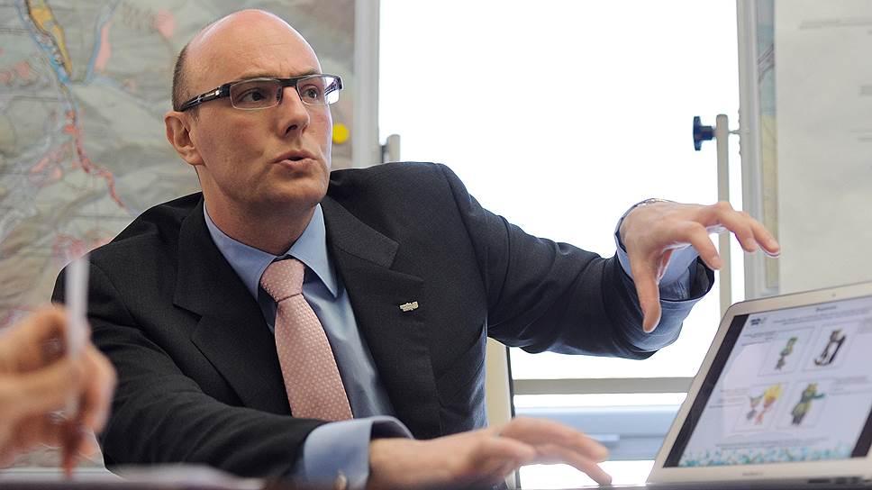 Президент КХЛ и глава Volga Group Дмитрий Чернышенко