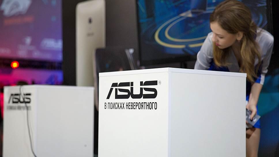 Почему Asus остановила поставки в Россию