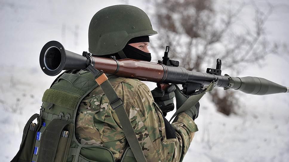 Грузия ужесточает наказание за участие в «неправильных» войнах