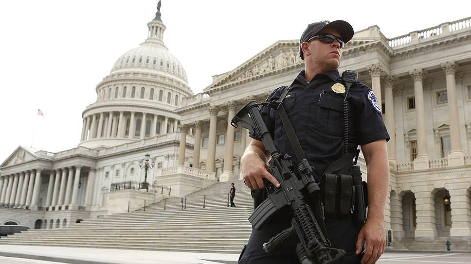 Сторонник «Исламского государства» вел подготовку атаки на Капитолий