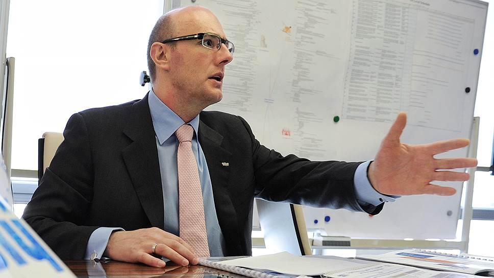 Глава «Газпром-медиа» Дмитрий Чернышенко