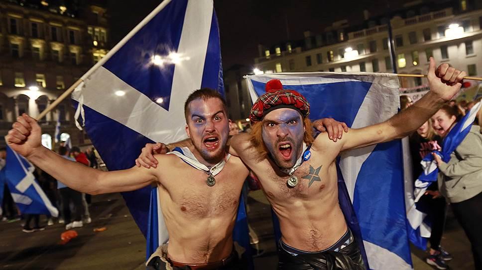 Шотландские националисты отпугивают инвесторов