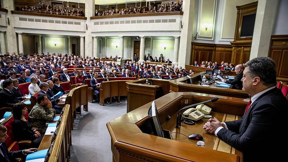 Какие санкции против российских СМИ выдвинула Верховная рада