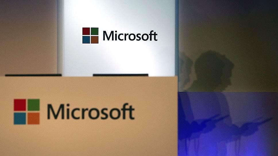 Окна Microsoft потускнели на 10%
