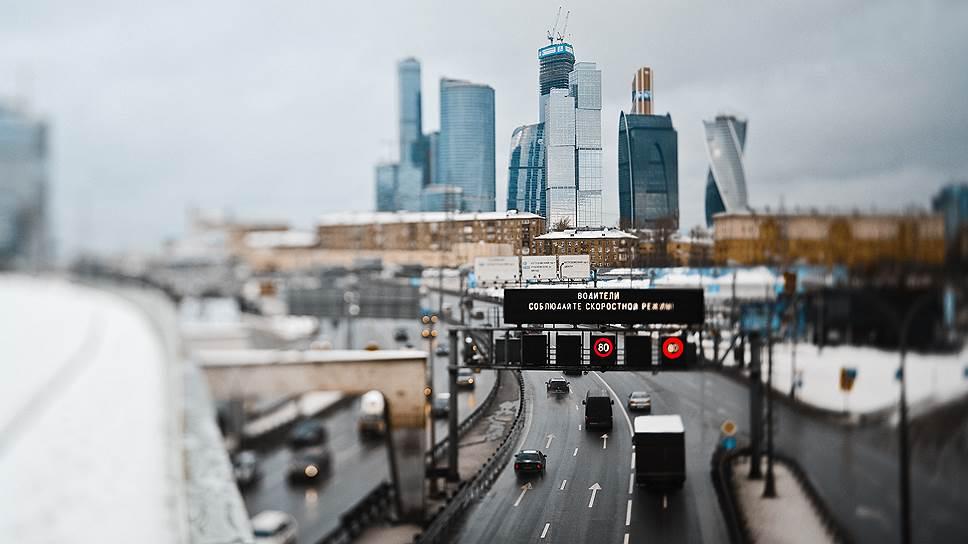 Дымящим автомобилям могут закрыть въезд в Москву