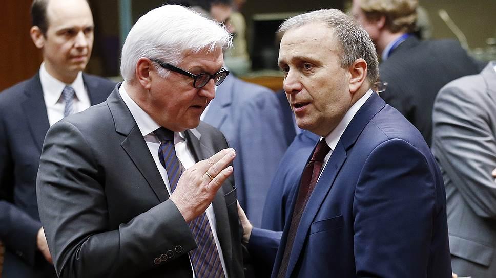 Как Евросоюз ужесточает санкции против России