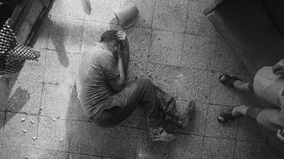 """Кадр из фильма """"Проект века"""" режиссера Карлоса М. Квинтелы"""