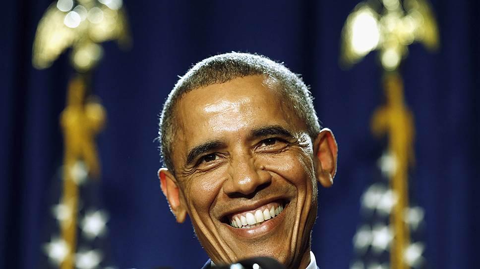 Барак Обама пообещал усилить давление на Россию