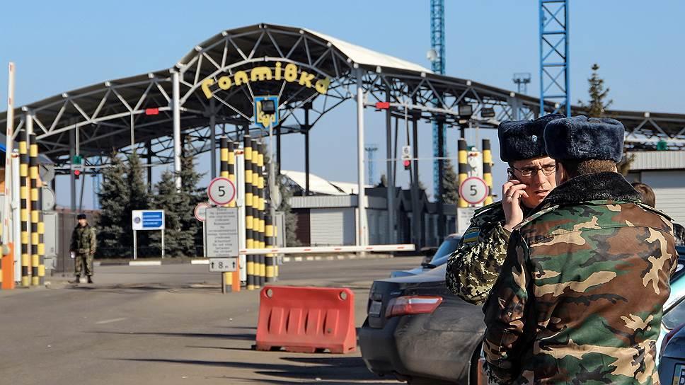 Украина запретила въезд гражданам России по внутренним паспортам