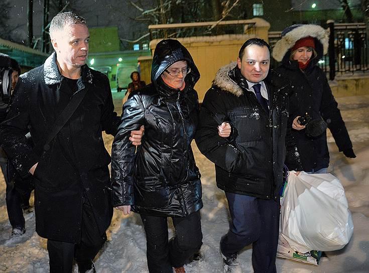 3 февраля следствие решило изменить меру пресечения обвиняемой в государственной измене жительнице Вязьмы Светлане Давыдовой с заключения в СИЗО «Лефортово» на подписку о невыезде