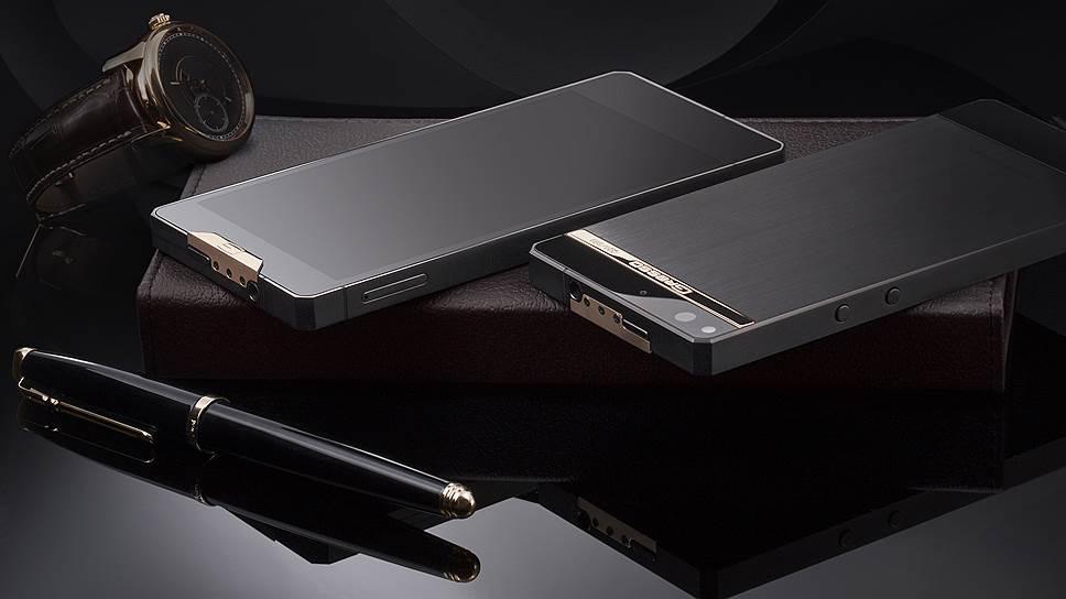 «Коллекция смартфонов Regal - это новая коллекция Gresso и, по мнению экспертов, лучшая в сегменте люкс на данный момент»