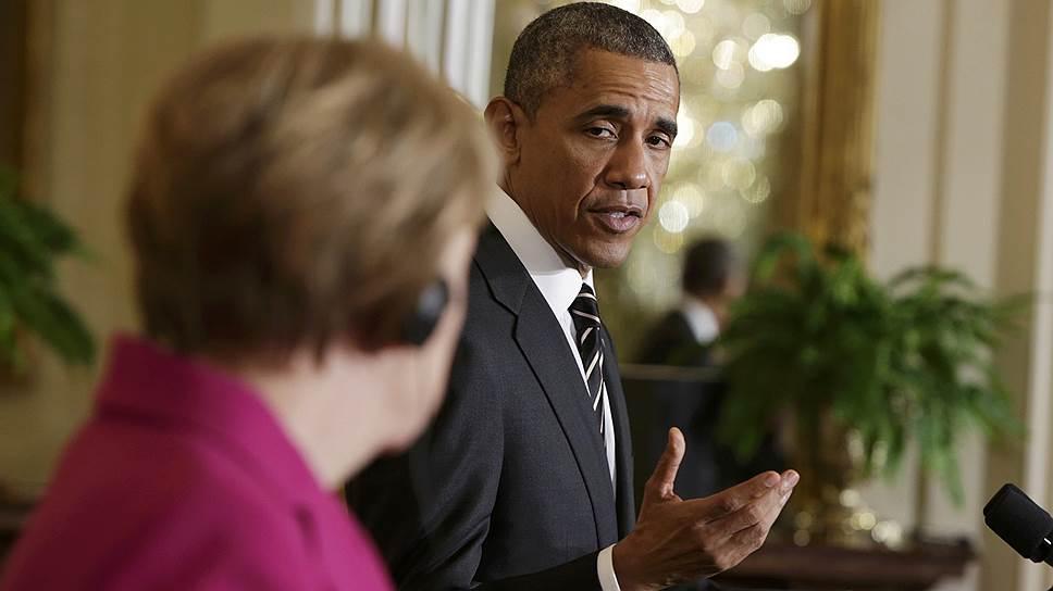 Барак Обама допустил возможность поставок оружия на Украину