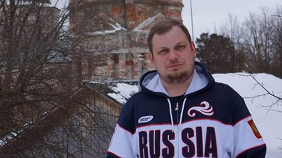 Сотрудник Московского патриархата Русской православной церкви Евгений Петрин