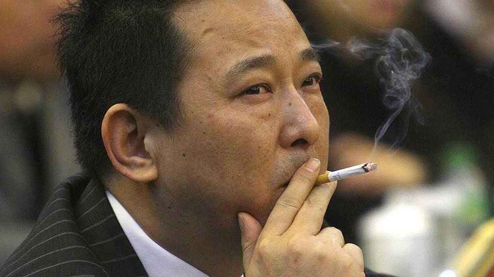 Китайский миллиардер Лю Хань
