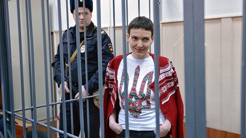 Почему Надежду Савченко не отпустили в украинское посольство
