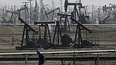 Нефть в избытке