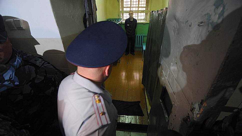 Россия лидирует по числу заключенных на душу населения