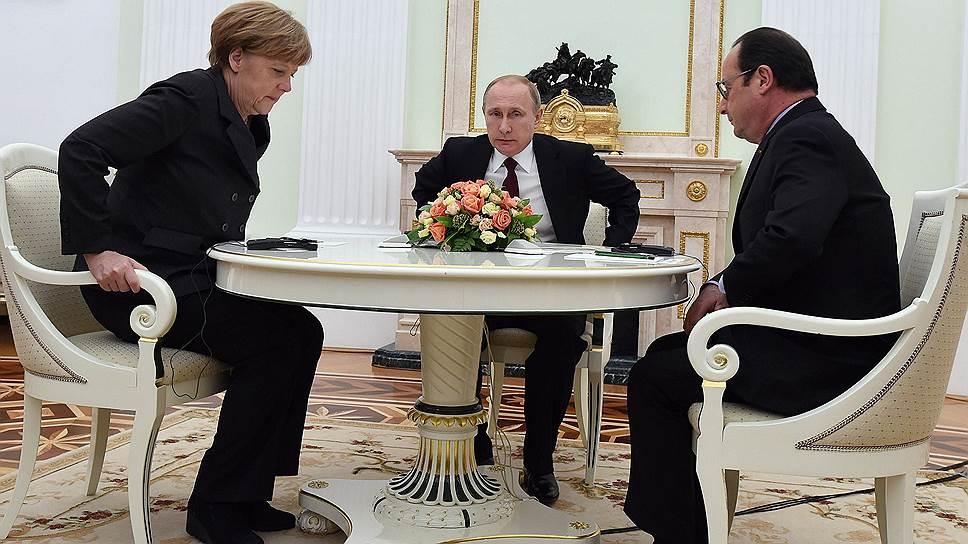 Евросоюз не торопится с новыми санкциям против России