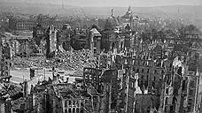 Великобритания отреагировала на пропаганду Геббельса заявлением представителя британских ВВС Колина Маккея Грирсона, расцененной как попытку оправдания: «Прежде всего они (Дрезден и другие города) являются центрами, куда прибывают эвакуируемые. Это центры коммуникаций, через которые осуществляется движение по направлению к русскому фронту, и с Западного фронта к Восточному, и они располагаются достаточно близко к русскому фронту для того, чтобы продолжать успешное ведение боев. Я считаю, что эти три причины, вероятно, объясняют проведение бомбардировки»