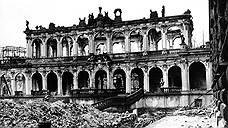 В городе было разрушено 12 тыс. зданий. Местный житель О. Фриц: «Еще я очень хорошо помню, что было в сознании жителей Дрездена -- это был совершенно ненужный, бессмысленный налет, это был город-музей, который ничего подобного для себя не ожидал. Это полностью подтверждают воспоминания пострадавших в то время»