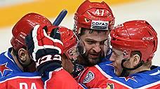 ЦСКА впервые стал чемпионом России
