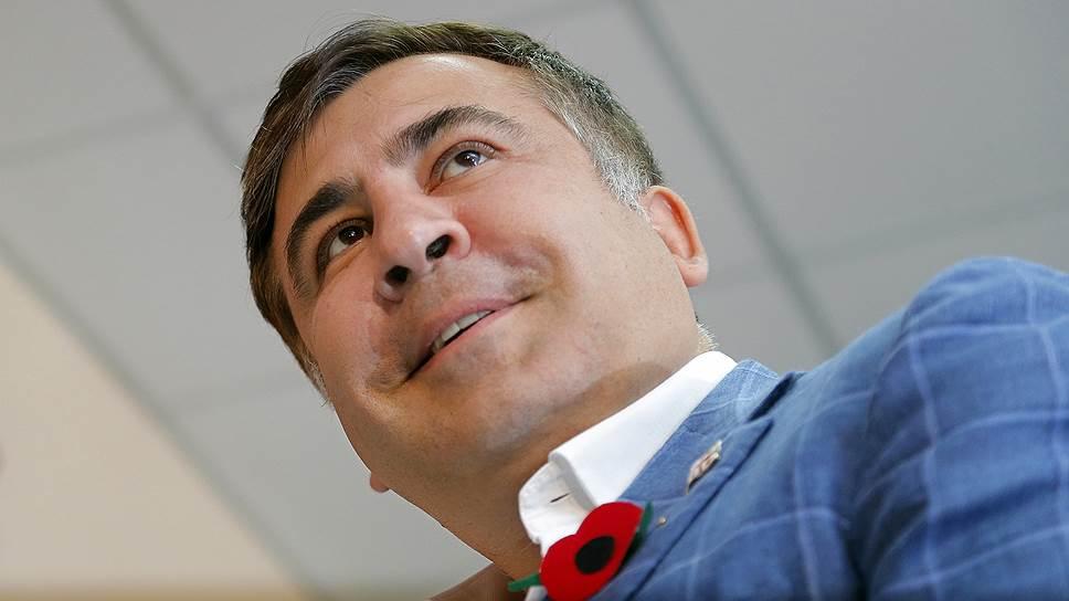 Михаил Саакашвили пообещал вернуться в Грузию