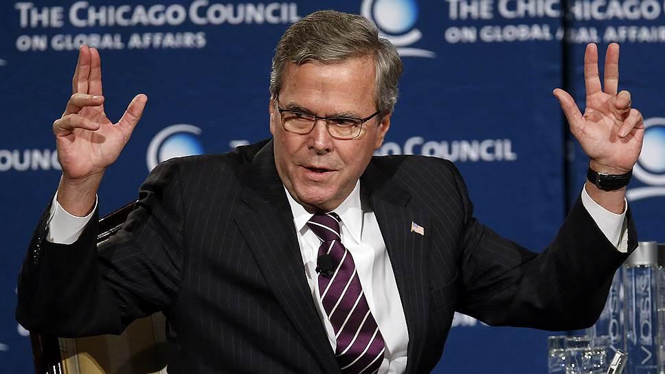За что Джеб Буш раскритиковал политику Барака Обамы