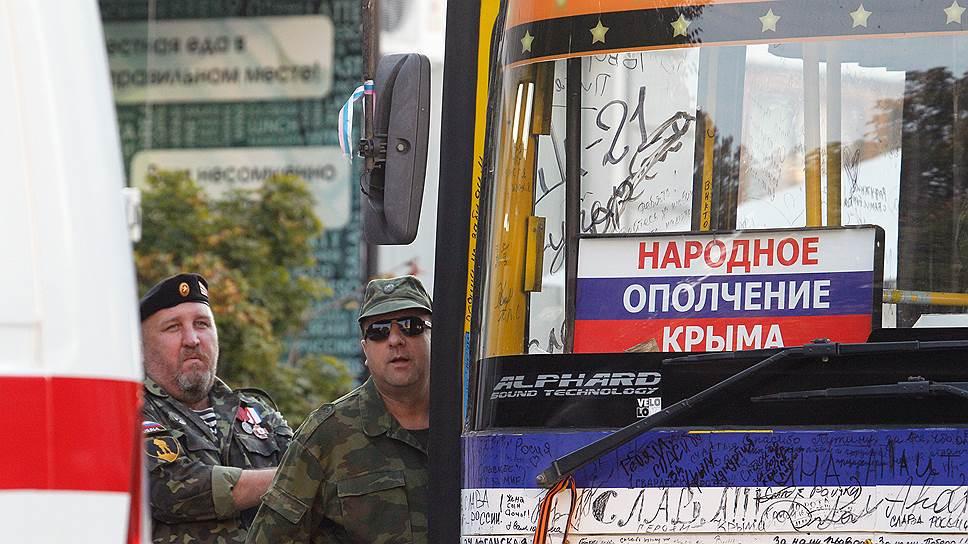 Почему крымская самооборона запуталась в статусе