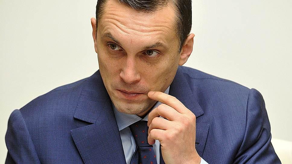 Гендиректор концерна «Калашников» Алексей Криворучко