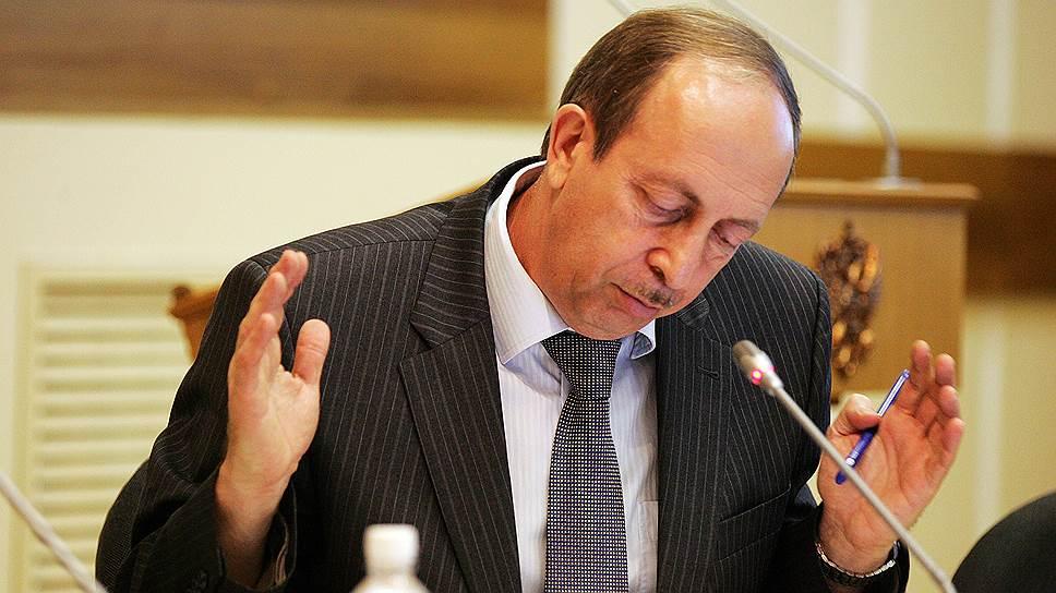 Ррио губернатора Еврейской автономной области Александр Левинталь