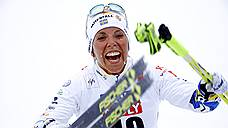 Шарлотта Калла вошла в историю шведских лыж