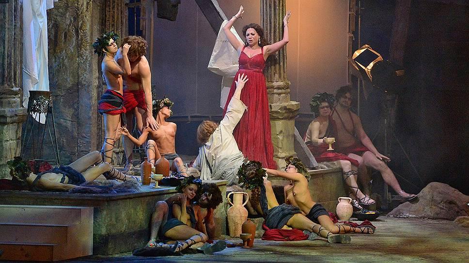 Что прокуратура и церковь услышали в опере Вагнера