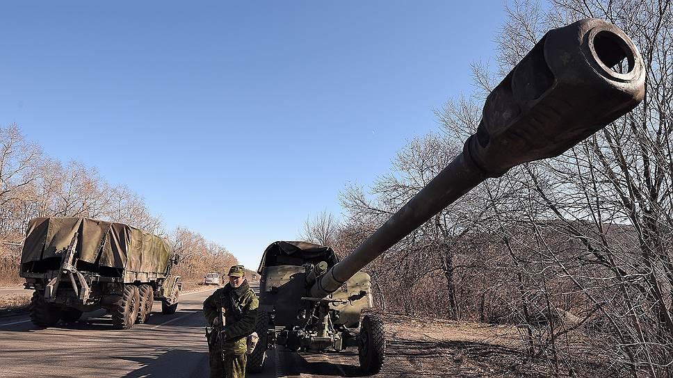 ДНР и ЛНР подали на отвод