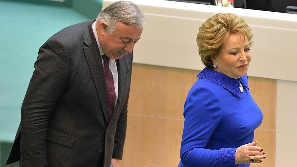 Совет федерации призвал Украину выполнять Минские договоренности