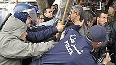 Полиция страдает за газ