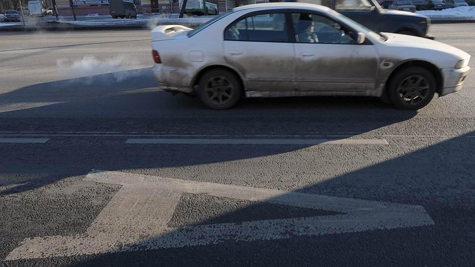 Почему водители испугались выделенок
