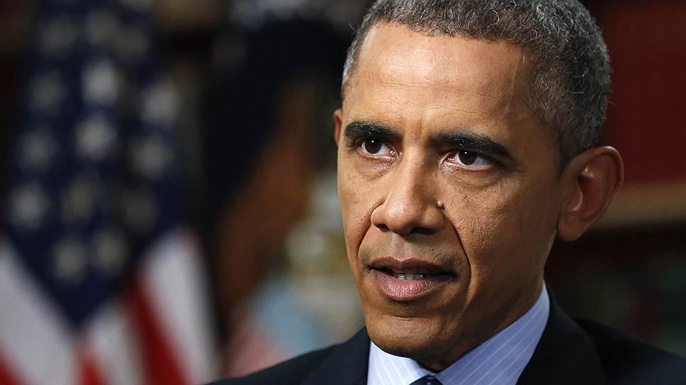 Как Барак Обама продлил американские санкции против России