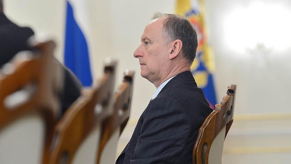 Николай Патрушев: США рассчитывали на массовые протесты в России