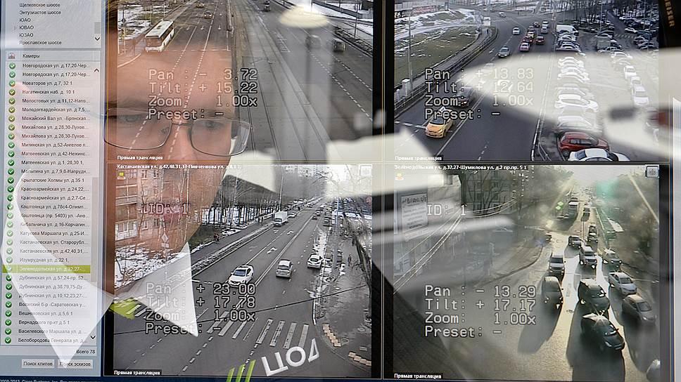 25% столичных камер на дорогах станут муляжами