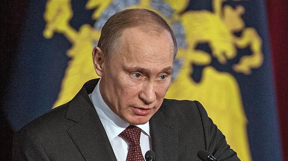 Как президент России настроил МВД на борьбу с экстремизмом