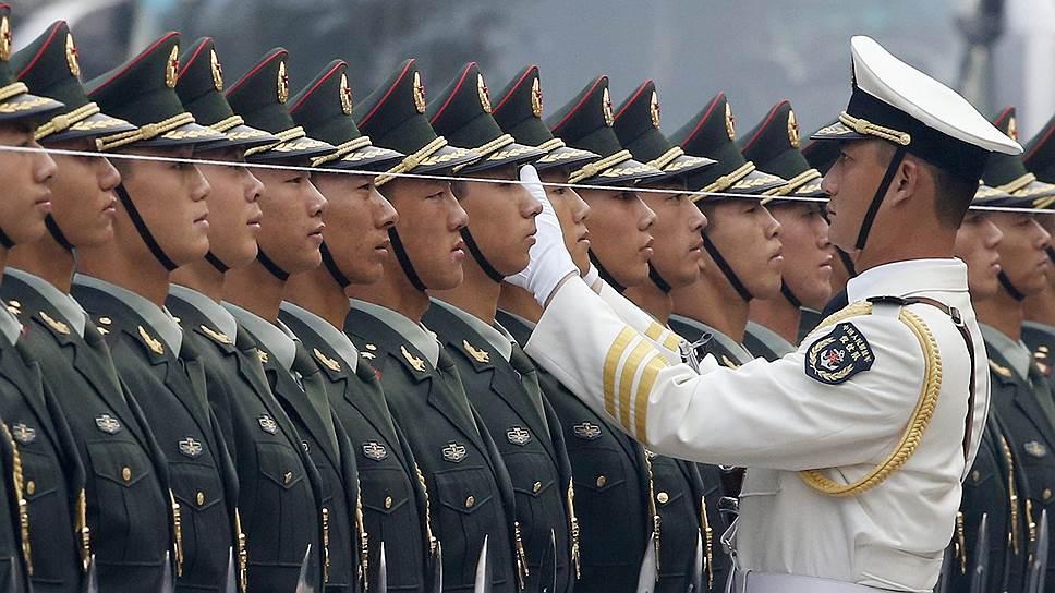 Как китайскую армию очищают от коррупции