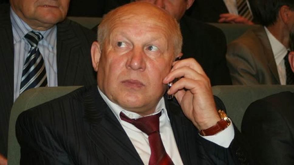 Бывший заместитель министра строительства и жилищно-коммунального комплекса Омской области Михаил Тюфягин