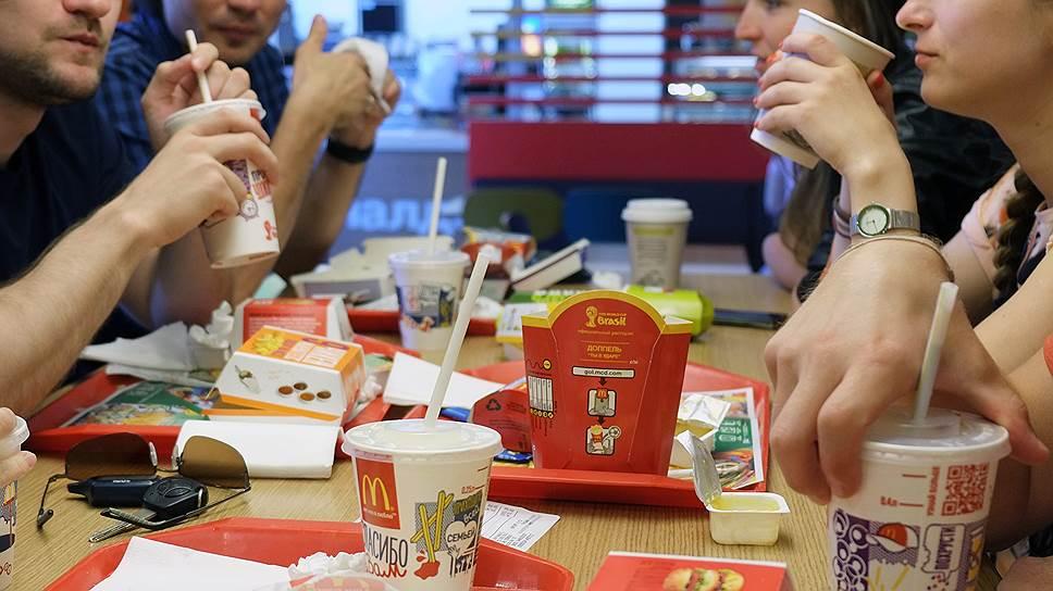 McDonald's переходит на здоровую курятину