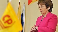 Оксана Дмитриева остается в «Справедливой России»
