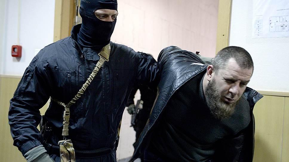 Как делу об убийстве Бориса Немцова определили меру пресечения