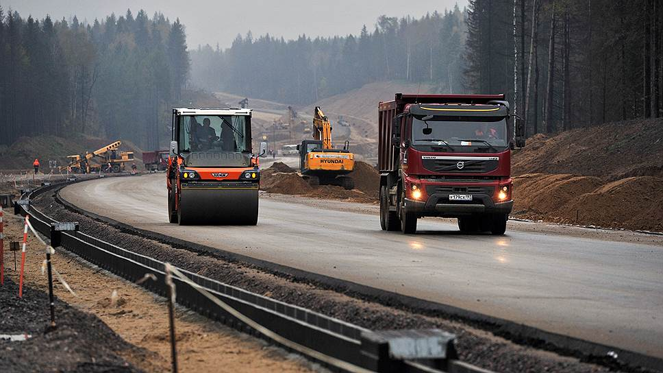 70млрд рублей выходят на дорогу