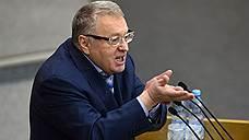 Владимир Жириновский обвинил в создании «атмосферы ненависти» перестройку