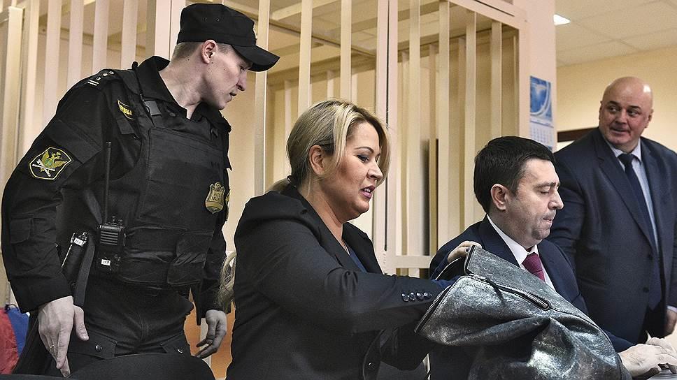Какие показания дала Евгения Васильева по делу «Оборонсервиса»