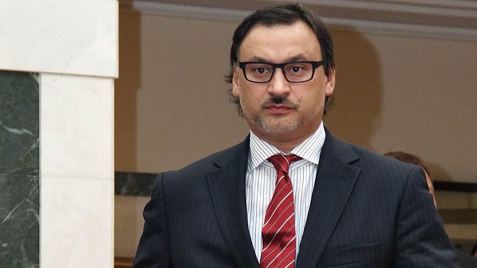Бывший-председатель совета директоров ЗАО «Промтрактор-Вагон» Семен Млодик